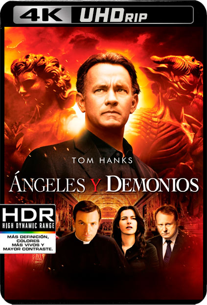 ANGELES Y DEMONIOS [4K UHDRIP][2160P][HDR10][AC3 5.1 CASTELLANO-AC3 5.1-INGLES+SUBS][ES-EN] torrent